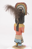 view Shalako(?) kachina digital asset number 1