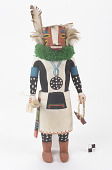 view Laqan (Squirrel) kachina digital asset number 1