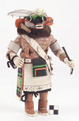 view Warrior kachina digital asset number 1