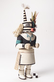 view Kuola (The Half kachina) digital asset number 1