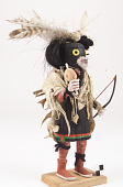 view He'e'e Kachina doll digital asset number 1
