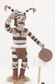 view Clown kachina digital asset number 1