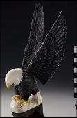 view Eagle figure digital asset number 1