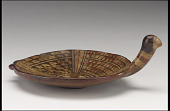 view Bowl with bird handle digital asset number 1