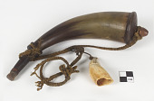 view Powder horn and powder measure digital asset number 1