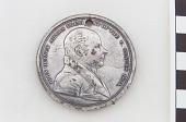 view John Quincy Adams peace medal digital asset number 1