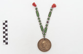view George Washington peace medal necklace digital asset number 1