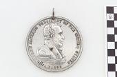 view Andrew Jackson inaugural medal digital asset number 1