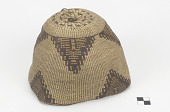 view Woman's basket hat digital asset number 1