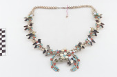 view Necklace with naja pendant digital asset number 1