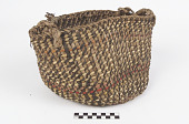 view Burden basket with burden strap/tumpline digital asset number 1