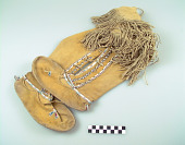 view Woman's legging moccasins digital asset number 1