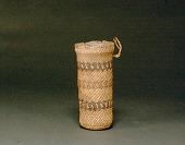 view Basket-covered vase digital asset number 1