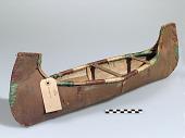 view Canoe model digital asset number 1