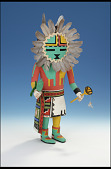 view Dawa (Sun) kachina digital asset number 1