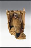 view Doll with cradle/cradleboard digital asset number 1