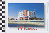 view Miccosukee Resort & Gaming complex postcard digital asset number 1