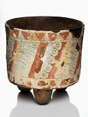 view Cylindrical tripod jar digital asset number 1