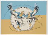 view Homage to Eagle Spirit digital asset number 1