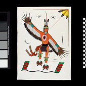 view Eagle Dancer digital asset number 1