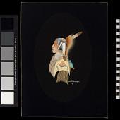 view Comanche Man Profile digital asset number 1