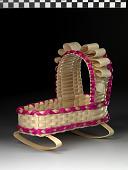 view Basket cradle model/toy digital asset number 1