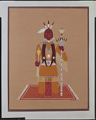 view Kiowa Medicine Man digital asset number 1