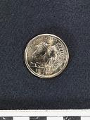view Sacajawea dollar, 2012 design digital asset number 1