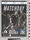 view Quakes Matchday, 2013 Season Issue 5 digital asset number 1