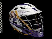 view Lacrosse helmet digital asset number 1