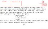 view Bracelet (No image available) digital asset number 1