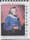 view Pawnee Indian Veterans 63rd Annual Homecoming program digital asset number 1