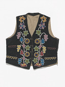 view Man's vest digital asset number 1