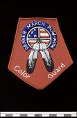 view Denver March Powwow Color Guard patch digital asset number 1