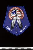 view Denver March Powwow 2001 Color Guard patch digital asset number 1