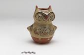 view Owl vase digital asset number 1