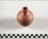 view Vase with avanyu/water serpent design digital asset number 1