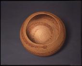 view Basket bowl with rattlesnake design digital asset number 1