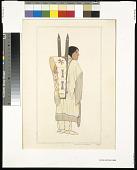 view A Kiowa Mother, 1930 digital asset number 1