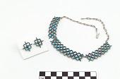 view Necklace and earrings digital asset number 1