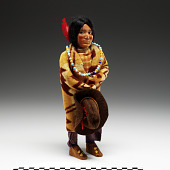view Skookum (Bully Good) Indian digital asset number 1