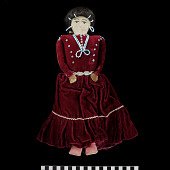 view Female doll digital asset number 1