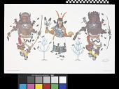 view The Pueblo Buffalo Dance digital asset number 1