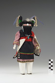 view Mukwoka (Hopi Woman) kachina digital asset number 1