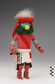 view Tasaf kachina digital asset number 1