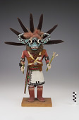 view Tookooch (Ogre) kachina digital asset number 1