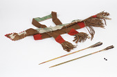 view Quiver and arrows model/miniature digital asset number 1