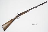view Single-barreled Hudson Bay percussion shotgun digital asset number 1