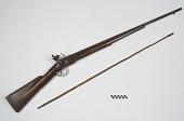 view Flintlock trade musket digital asset number 1