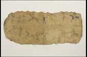 view Painting depicting the war deeds of Chief Washakie (ca. 1806-1900) digital asset number 1